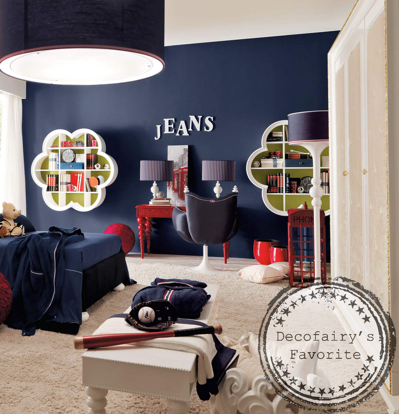 17 Best Ideas About Boys Blue Bedrooms On Pinterest: Παιδικά δωμάτια αλά Ιταλικά * Italian Kid's Rooms
